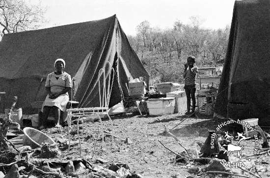 Beestekraal South Africa  city images : SAHA South African History Archive Dumped! Beestekraal, North West ...