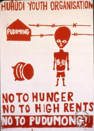 NO TO HUNGER NO TO HIGH RENTS NO TO PUDUMONG!  AL2446_2601
