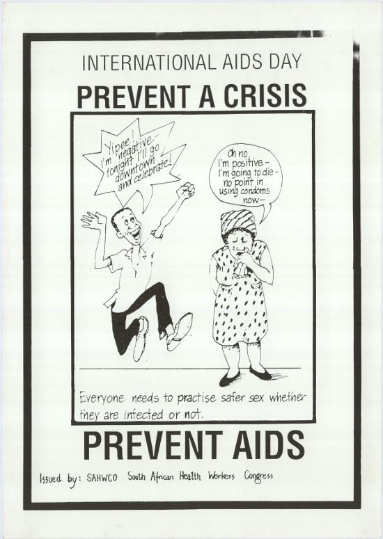 fighting the aids prejudice essay