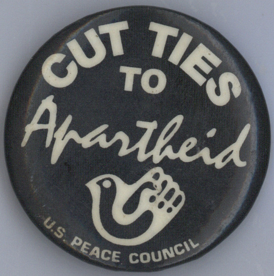 Badge, date unknown. Archived as SAHA collection AL2540_C196