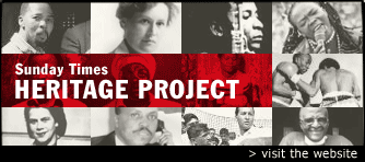 Sunday Times Heritage Project website