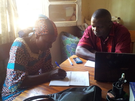 RHA colleagues mapping their work functions to filing codes