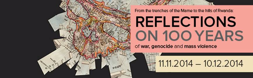 From the trenches of the Marne to the hills of Rwanda - programme header image