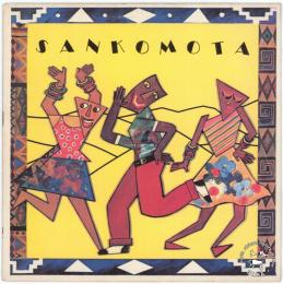 Sankomota album cover. Archived as SAHA collection AL3296_B01.01.01a