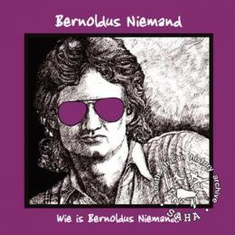 Bernoldus Niemand record cover. Archived as SAHA collection AL3296_B01.04.01a