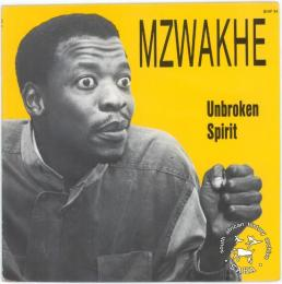 Mzwakhe record cover. Archived as SAHA collection AL3296_B01.33.01a