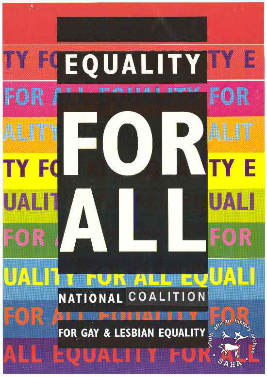 AL2446_2730 A LGBTI poster from the SAHA archives