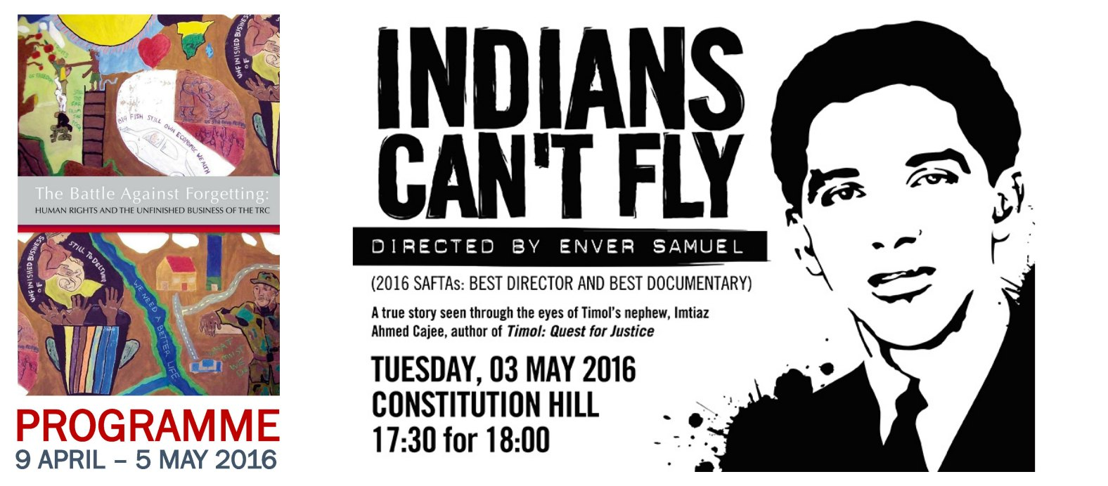 Indians Can't Fly screening - 3 May 2016
