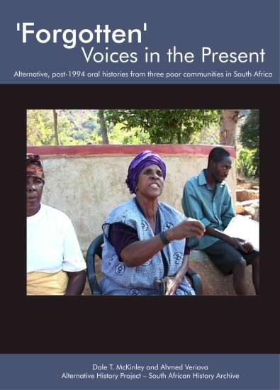 'Forgotten' Voices in the Present - cover image