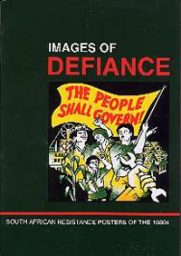 Cover of publication: Images of Defiance