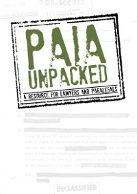 'PAIA unpacked' cover