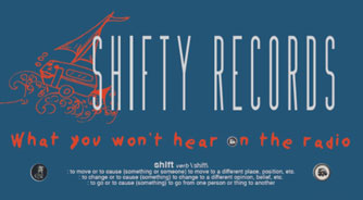 Shift records virtual exhibition banner