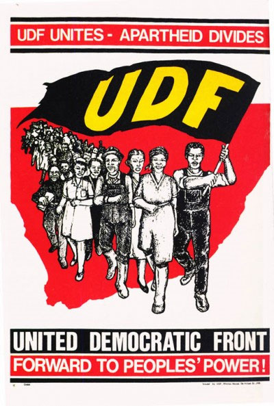 UDF Poster in SAHA poster collection