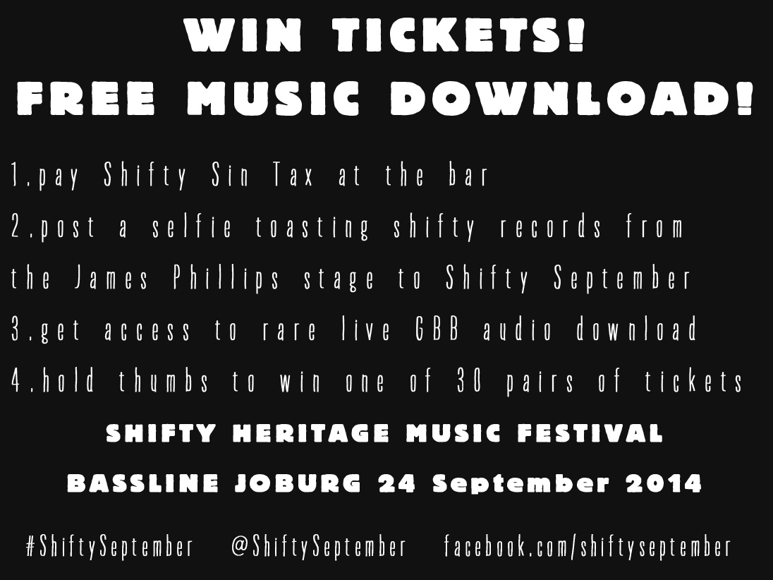 upload selfie at oppi win tickets to Shifty festival