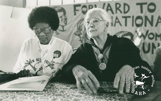 http://www.saha.org.za/udf/albertina_sisulu_and_helen_joseph_at_a_fedtraw_meeting.htm