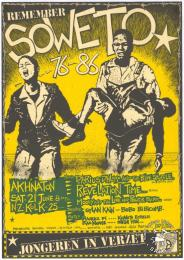 REMEMBER SOWETO 76-86